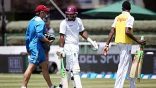 New Zealand vs West Indies, 2nd Test: Neil Wagner's bouncer fractures Sunil Ambris' arm