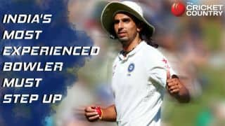 India's tour of England 2014: Ishant Sharma must get act right or risk exclusion