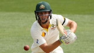 Sheffield Shield 2017: Western Australia captain Mitchell Marsh smashes 141 runs against Queensland
