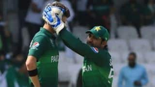 Cricket World Cup 2019, AFG vs PAK: Sarfraz Ahmed hails 'great' win as Pakistan hold their nerve in World Cup thriller