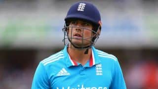 Alastair Cook blames England batsmen for defeat in 3rd ODI against India