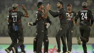 Pakistan vs UAE, Live Cricket Score, Asia Cup T20 2016: Match 6 at Dhaka