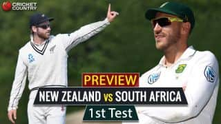New Zealand vs South Africa, 1st Test, Preview: History on repeat?