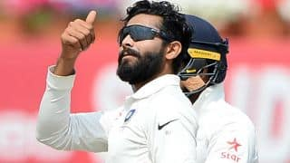 Ravindra Jadeja becomes best Indian bowler in terms of average for over 100 scalps at home