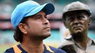 Sachin Tendulkar to be felicitated by central government after elections