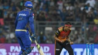 IPL 2018, MI vs SRH: Marks out of 10