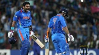 ICC World Cup 2011 final: MS Dhoni headlines India's epic win