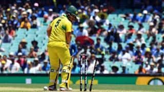 World Cup 2019: Aaron Finch reveals 'huge anxiety' over ODI axing