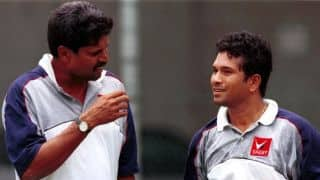 Tendulkar: Kapil Dev used to wake me up and offer to make tea