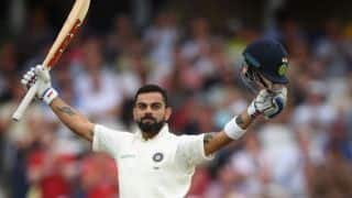 India vs England, 3rd Test: Virat Kohli continues to rake in the numbers and records