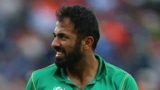 Champions Trophy 2017: Pakistan name Rumman Raes as replacement for injured Wahab