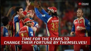 Royal Challengers Bangalore (RCB) in IPL 2015: Stats preview