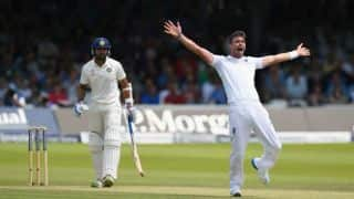India vs England 2014, 2nd Test at Lord's Day 4: Murali Vijay misses ton