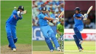 BCCI honour Virat Kohli, Harmanpreet Kaur, Smriti Mandhana with Best International Cricketer Awards