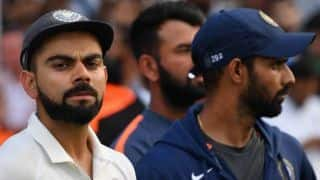 Capitalising on important moments only way to win series: Virat Kohli