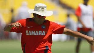 Sachin Tendulkar has to brush up his football skills, jokes Sourav Ganguly