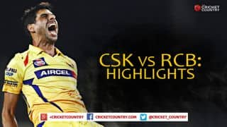CSK vs RCB, IPL 2015 qualifier 2 at Ranchi: Highlights