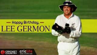Lee Germon: 16 facts about the man who captained New Zealand on his Test debut