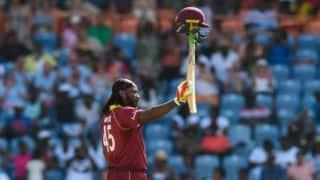 क्रिस गेल बदल सकते हैं वनडे क्रिकेट से संन्यास का फैसला !