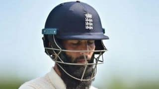Moeen Ali to take indefinite break from Test cricket