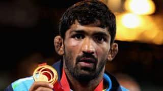Asian Games 2014: Yogeshwar Dutt wins gold in wrestling