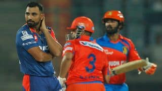IPL 2017: Mohammed Shami hoping to win remaining contests for Delhi Daredevils (DD)