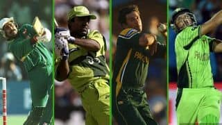 Cricket World Cup 2019: All Pakistan cricket records at World Cup – most runs, wickets, catches, wins and more