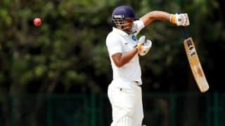Manoj Tiwary's century takes East Zone to 278 against West Zone in Duleep Trophy quarter-final