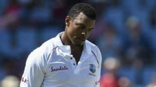 Shannon Gabriel issued warning for using abusive language