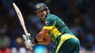 Shane Watson happy with knock in 5th ODI