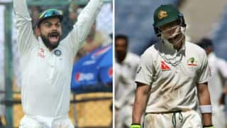 IND vs AUS: ICC match referee Richie Richardson meets Kohli, Smith ahead of 3rd Test