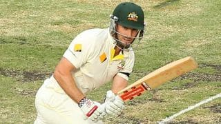 Shaun Marsh keen to earn spot in Australia's Test squad