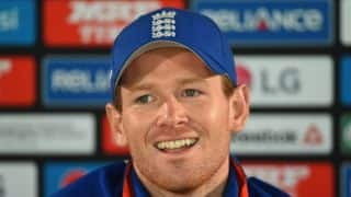IPL 2015: Eoin Morgan looking forward to playing more games for Sunrisers Hyderabad