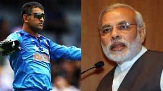Modi's origin influences Dhoni to clean up BCCI mess