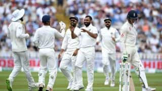 India vs England, 1st Test: Mohammed Shami credits bowlers for England's collapse