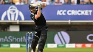 Cricket World Cup: Unflappable Kane Williamson underlines his value to New Zealand