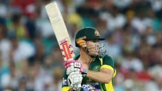 Australia vs England, 1st ODI at Sydney: Eoin Morgan's rearguard rescue, Mitchell Starc's four-wicket burst, and other highlights