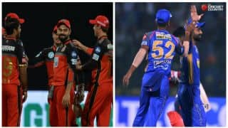 IPL 2018, RCB vs RR, Match No. 11: Preview, Predictions and Teams' Likely 11