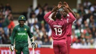 ICC WORLD CUP 2019: Second Lowest score for Pakistan in WC