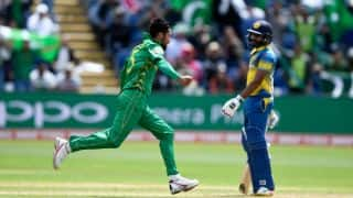 ICC Champions Trophy 2017: Pakistan pacers dominate Sri Lanka; need 237 to qualify for semi-finals