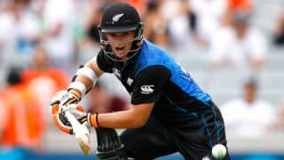 New Zealand ride on Tom Latham ton to set 308-run target for Prime Minister's XI in tour match