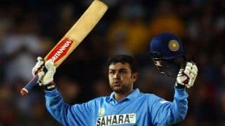 Sehwag's 82 vs Australia in World Cup 2003 final
