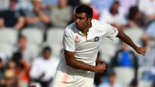 Worcestershire re-sign Ashwin