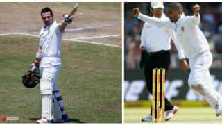 Dean Elgar, Dane Piedt: Knights among men for South Africa