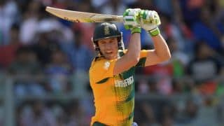 South Africa vs Afghanistan, ICC World T20 2016, Match 21 at Mumbai: AB de Villiers' fireworks and other highlights