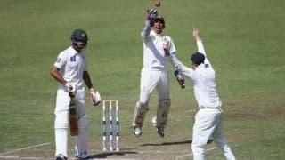 Pakistan vs Australia 2014: UAE wicketkeeper Saqlain Haider turns up for Australia