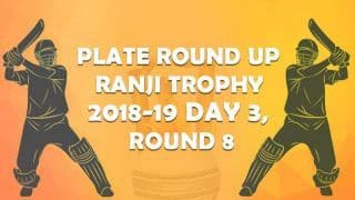 Ranji Trophy 2018-19, Round 8, Plate, Day 3: Abrar Kazi spins Nagaland to innings win over Arunachal