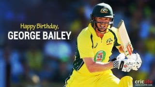 George Bailey: 16 little-known facts about the ever-smiling Australian