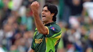 Mohammad Irfan to join Pakistan squad for rehabilitation