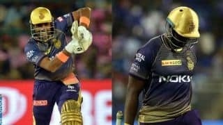 MI vs KKR, Talking Points: Uthappa's crawl and rare Russell duck doom KKR